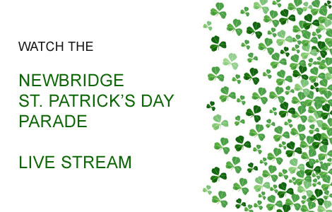 Newbridge St. Patrick's Day Parade Live Stream